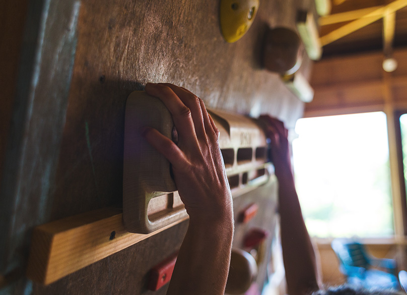 Wood boards are more lightweight