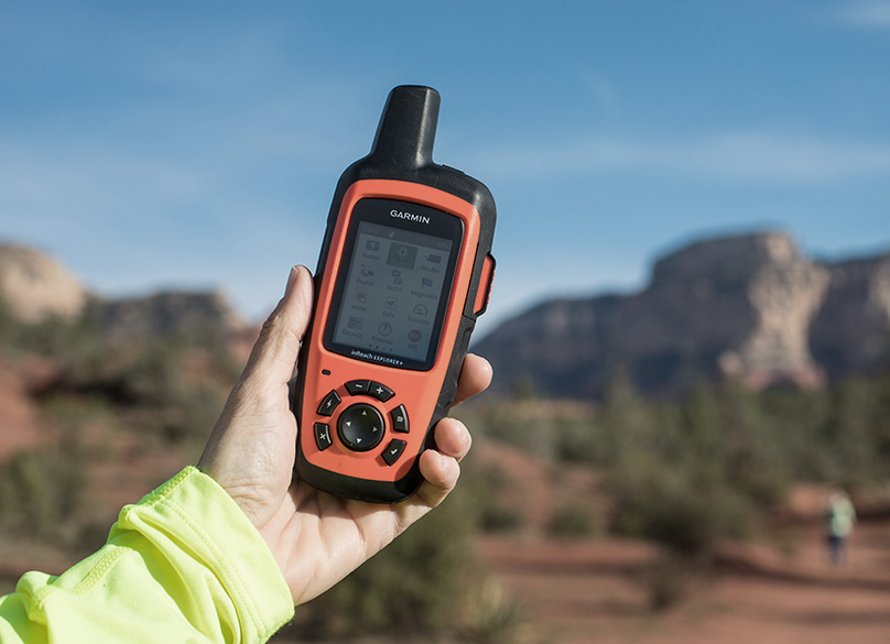 GPS is a great tool for Hikers